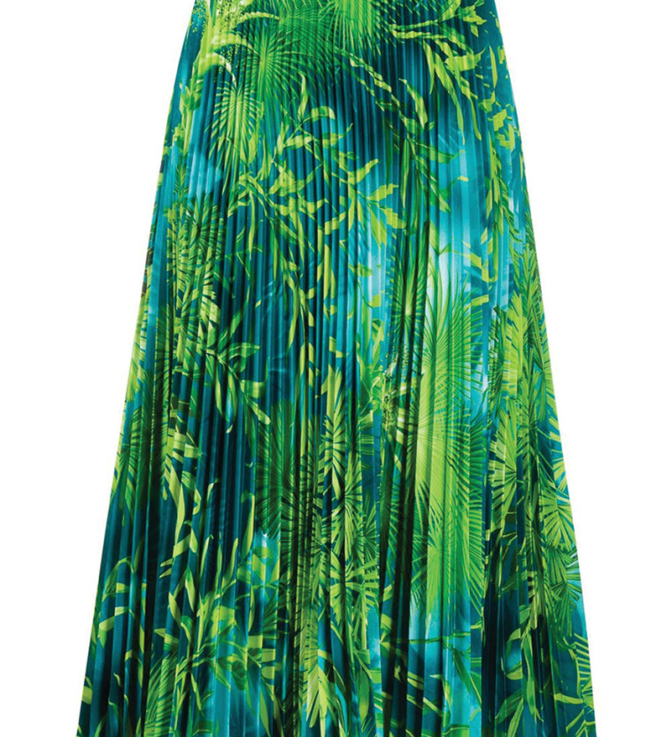 חצאית ורסאצ'ה - 4,667 ש''ח (צילום: יחצ)