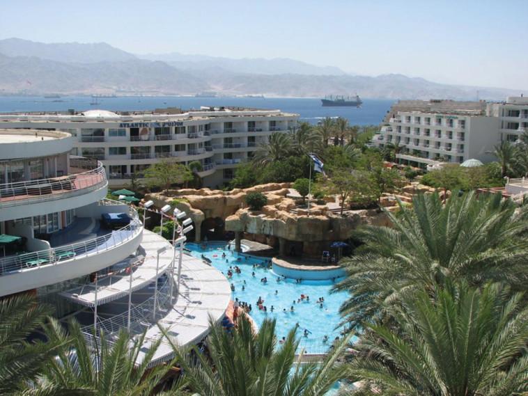 מלון קלאב הוטל - אילת (צילום: קלאב הוטל)