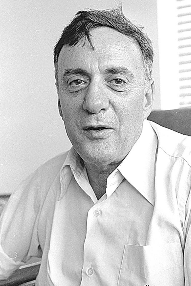אורי לורבני - 1980 (צילום: שמואל רחמני)