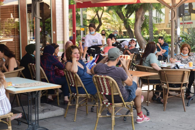 מסעדות פתוחות בתל אביב (צילום: אבשלום ששוני)