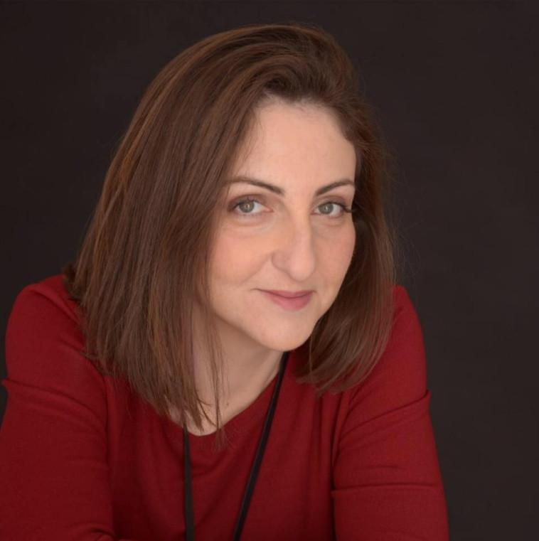 מאשה דשקוב  (צילום: ליאת מנדל)