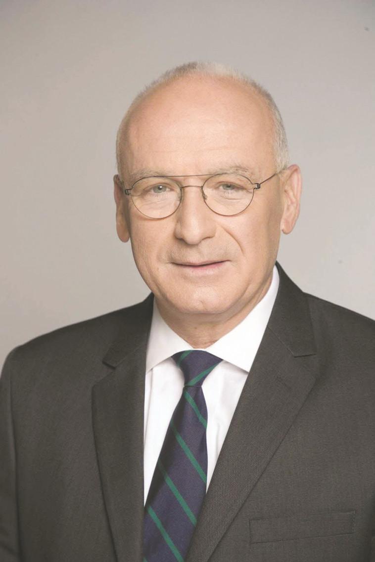 יאיר אבידן  (צילום: דוברות בנק ישראל)
