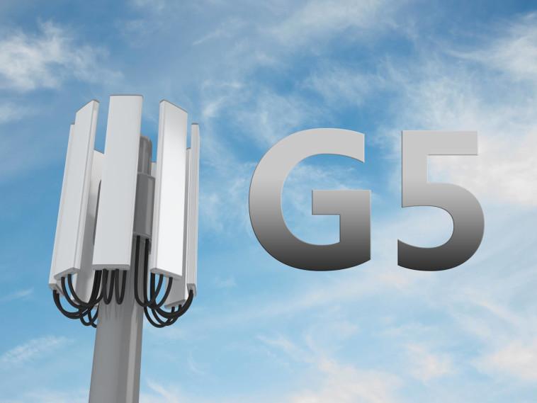 צריכת החשמל ברשתות סלולאריות מדור ה-5G  צפויה לגדול ל- 300%-350% ביחס לזו שנדרשת כיום. (צילום: שאטרסטוק)