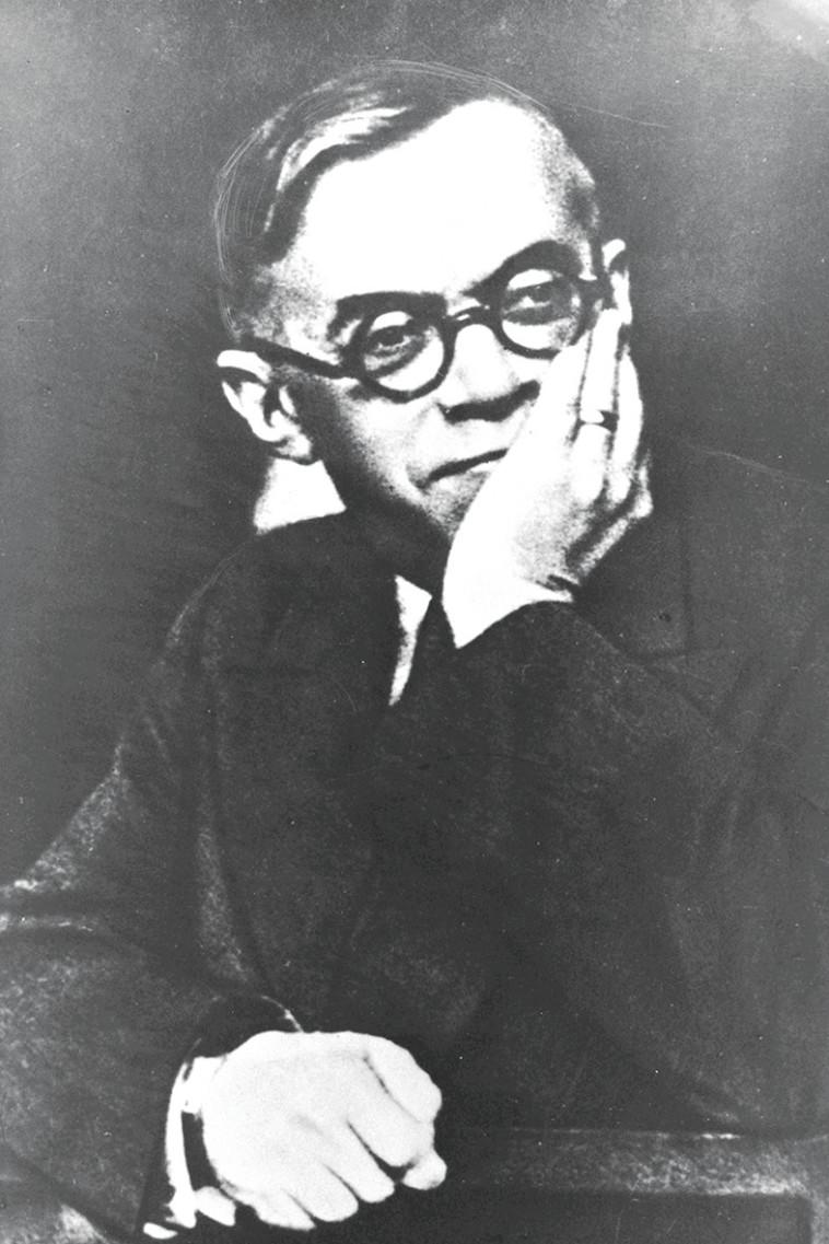 ז'בוטינסקי בשנת 1934 (צילום: לע''מ)