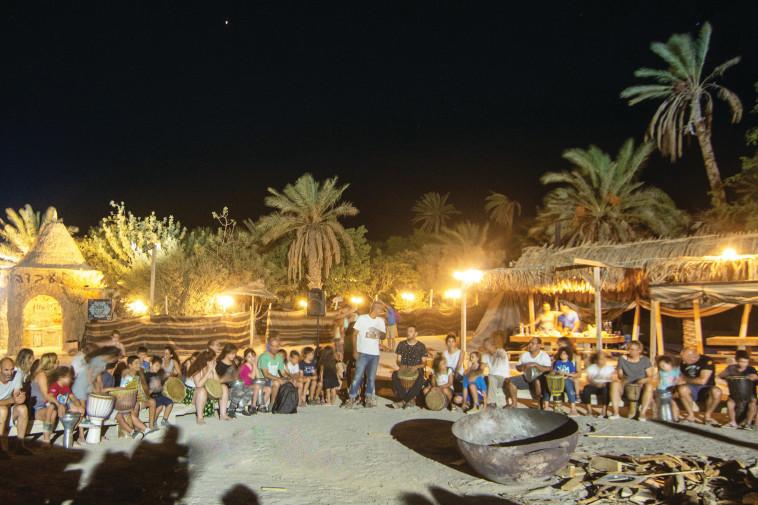 פסטיבל כוכבים בנוקדים (צילום: יוני גרניצר)