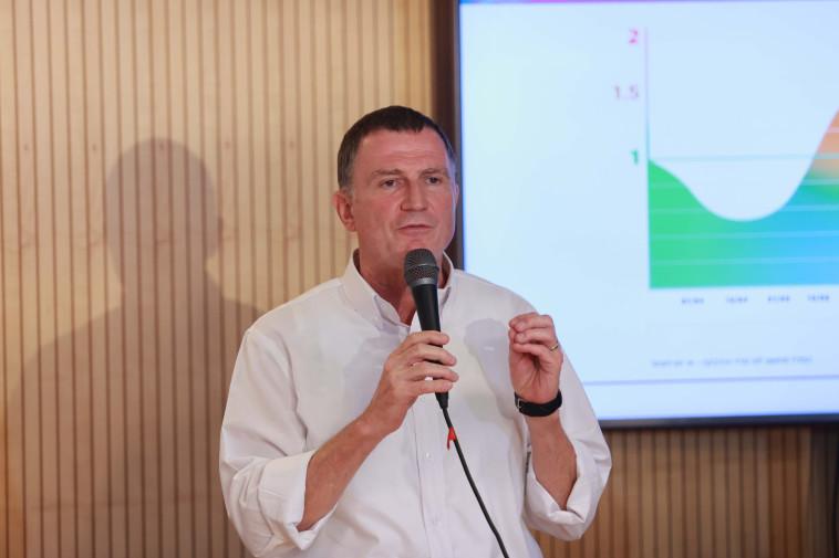 שר הבריאות יולי אדלשטיין (צילום: טל שחר)