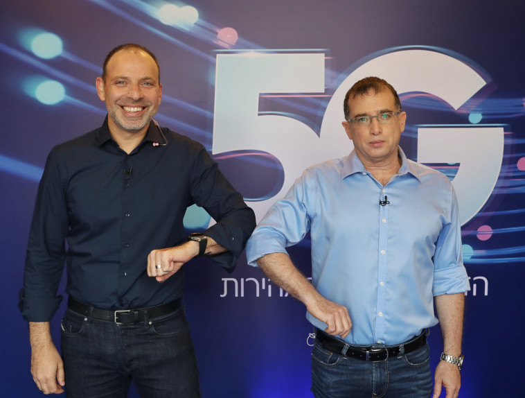 רן גוראון (מימין) אילן סיגל (משמאל) (צילום: רפי דלויה)