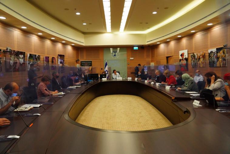 וועדת החינוך (צילום: עדינה ולמן, דוברות הכנסת)