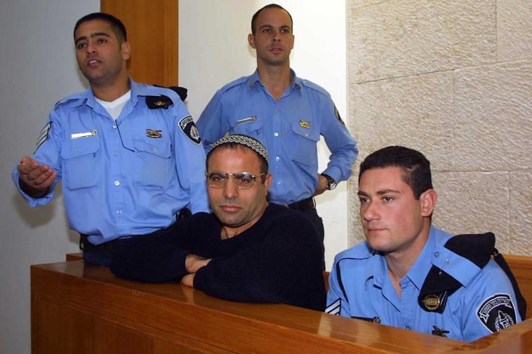 Yona Abrushmi in court, archive (Photo: Flash 90)