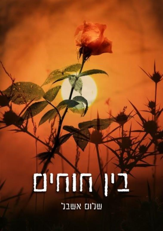 בין חוחים - ספרו של אשבל (צילום: אורנה זנדני)