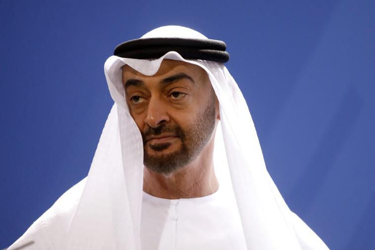 מוחמד בן זאיד (צילום: gettyimages)