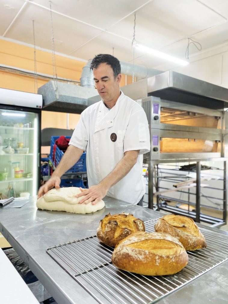 לחם דורון, רמות מנשה (צילום: מיטל שרעבי)