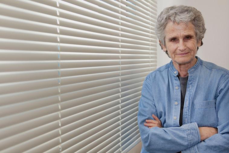 פרופסור רות גביזון (צילום: מתניה טאוסיג, פלאש 90)