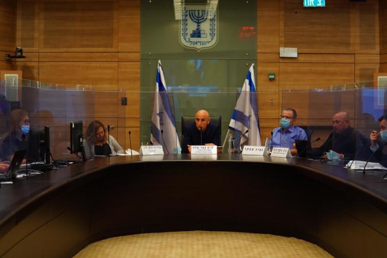 דיון בוועדת ביקורת המדינה (צילום: עדינה ולמן, דוברות הכנסת)