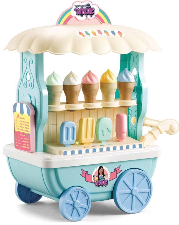 """""""אוטו גלידה של אסתר״ (צילום: יח''צ)"""