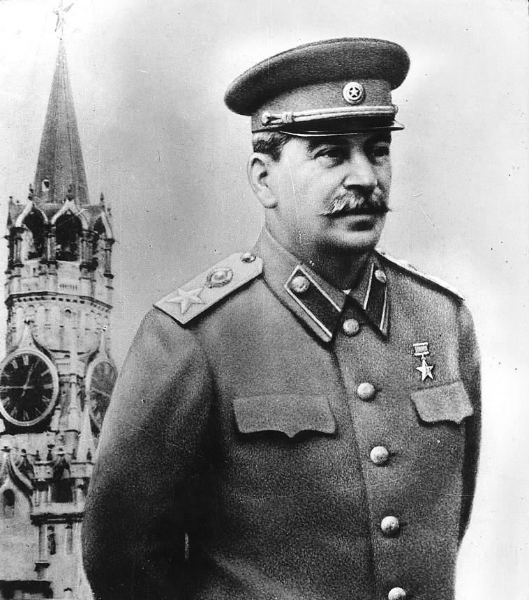 יוסף סטלין, האויב הגדול (צילום: gettyimages)