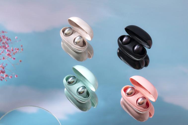 אוזניות ColorBuds True Wireless של 1MORE (צילום: יח''צ)