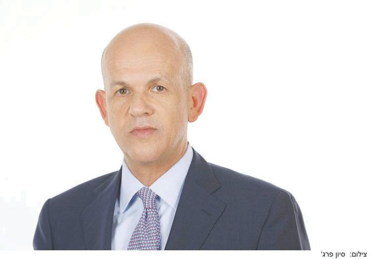 מנכ''ל צים אלי גליקמן (צילום: סיון פרג')