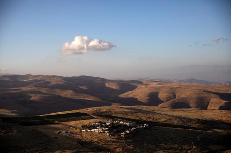 מצפה כרמים (צילום: רויטרס / רונן זבולון)