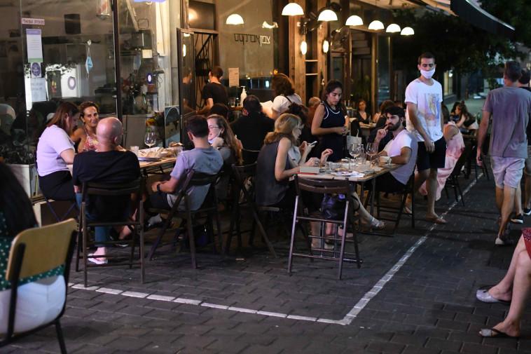 מסעדות בתל אביב (צילום: אבשלום ששוני)
