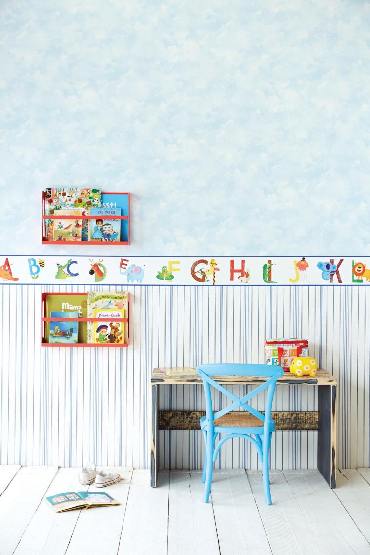 חדר ילדים - גולדשטיין גלרי טפטים (צילום: יחצ)