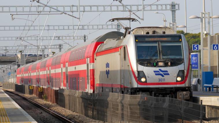 רכבת ישראל (צילום: שבתאי טל, רכבת ישראל)