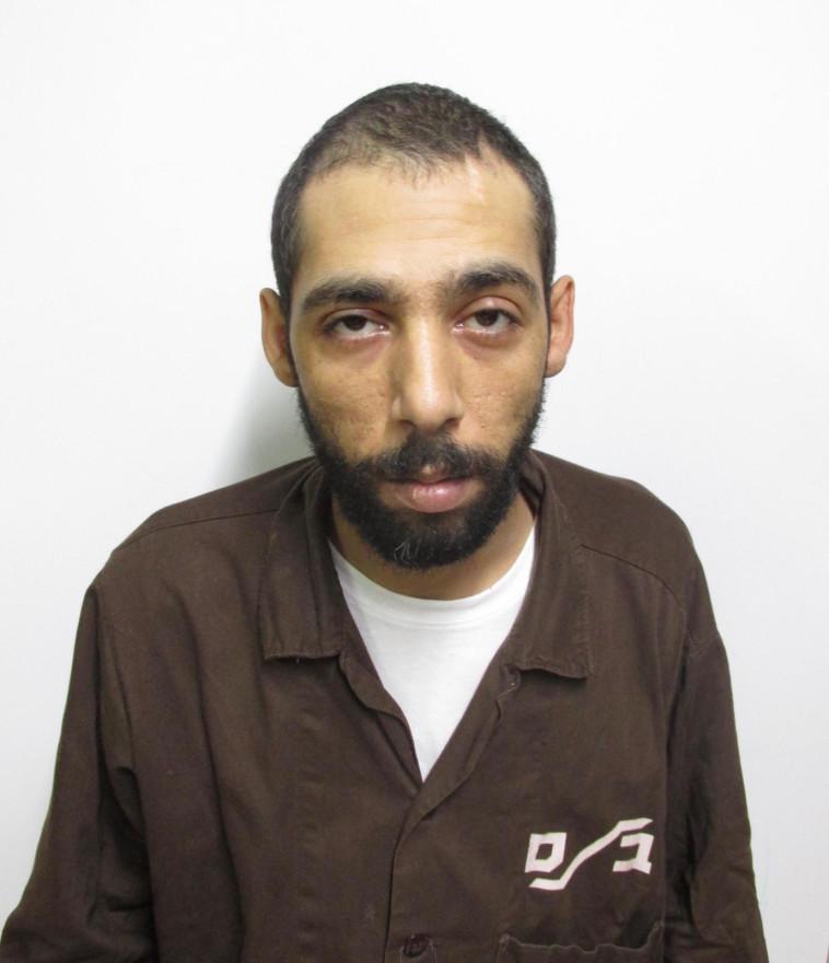 אחמד מקדאד (צילום: תקשורת שב''כ)
