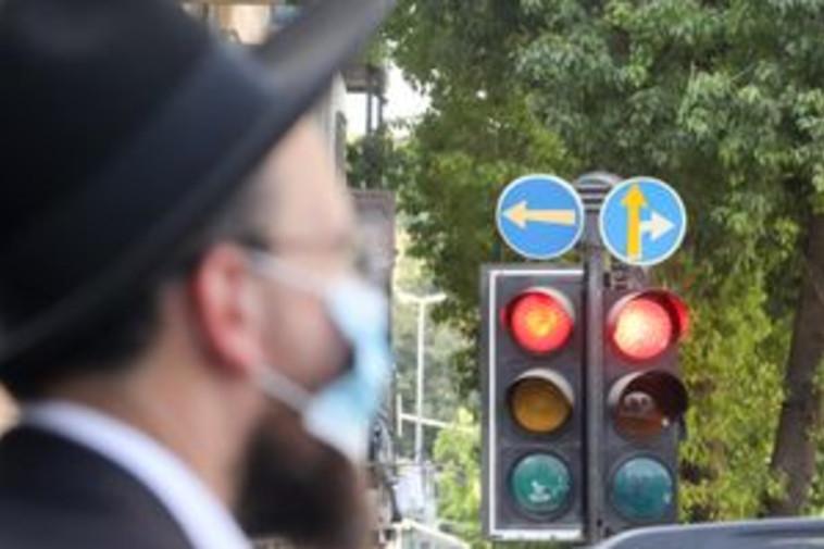 קורונה בישראל (צילום: מרק ישראל סלם)