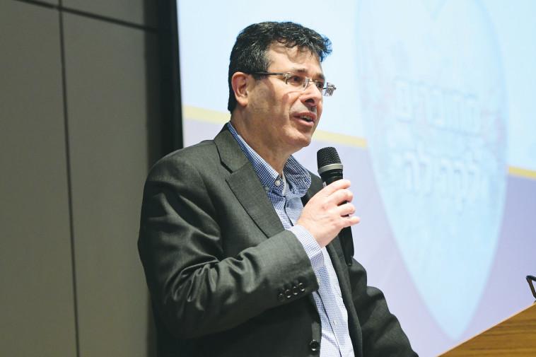 אלדד פרשר, מנכל בנק מזרחי טפחות היוצא (צילום: אילן בשור)