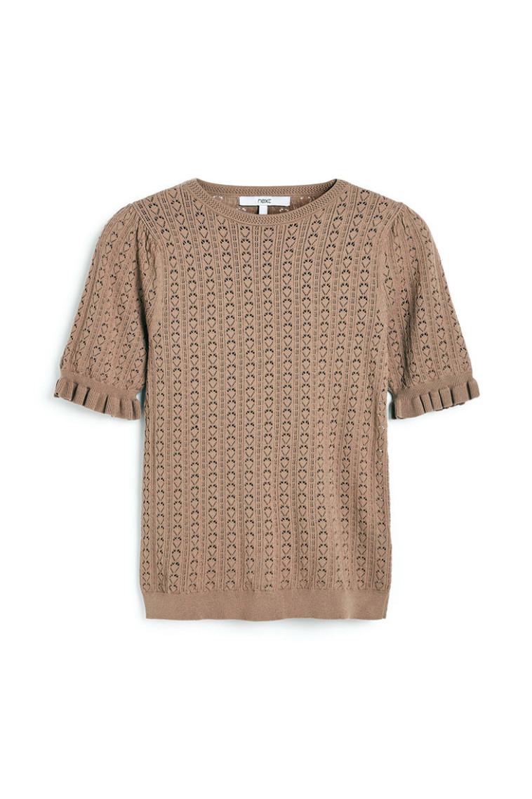 נקסט חולצת סריג (צילום: יח''צ)
