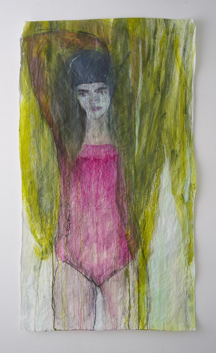 אלונה אהובתי - מתוך התערוכה של לילי כהן פרח-יה (צילום: יח''צ)