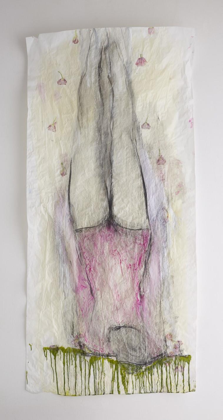 הכל פוזה - מתוך התערוכה של לילי כהן פרח-יה (צילום: יח''צ)