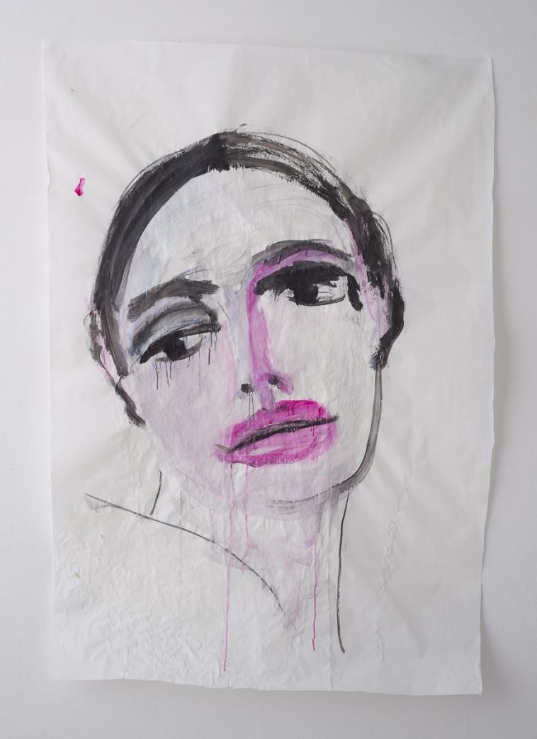 למד אותי איך מאמינים - מתוך התערוכה של לילי כהן פרח-יה (צילום: יח''צ)