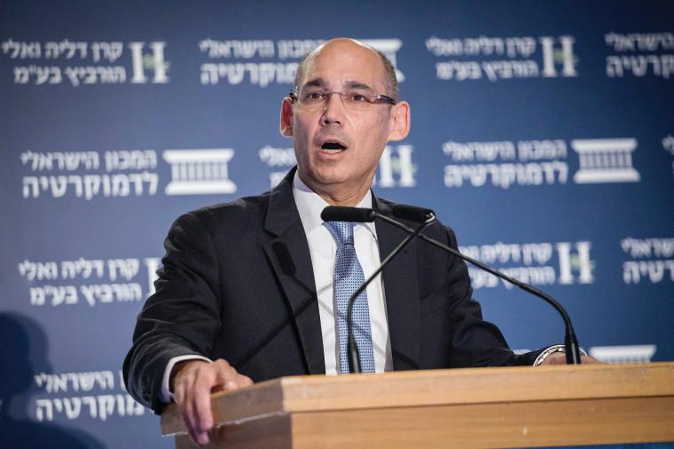 נגיד בנק ישראל פרופ' אמיר ירון  (צילום: הדס פרוש, פלאש 90)