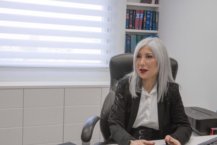 עורכת הדין שרין סולן (צילום: עו''ד שרין סולן)
