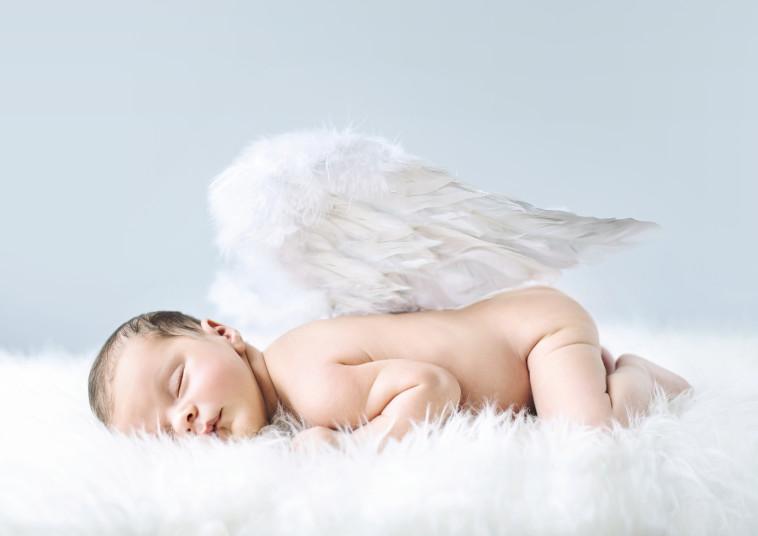תינוק, אילוסטרציה (צילום: אינגאימג')