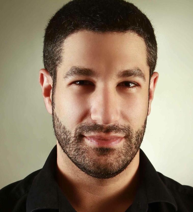 ד''ר אלישי עזרא צור (צילום: האוניברסיטה הפתוחה)