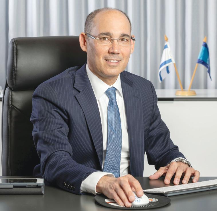 נגיד בנק ישראל פרופ' אמיר ירון  (צילום: דוברות בנק ישראל)
