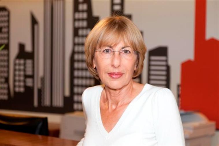ד''ר דליה מגידו, מייסדת חברת נאסוס פארמה (צילום: נאסוס פארמה)