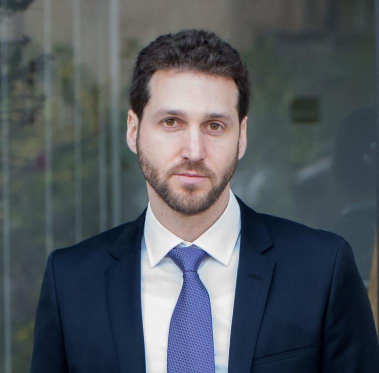 שי כהן, מנכ''ל חברת AIGIS LABS (צילום: יח''צ)