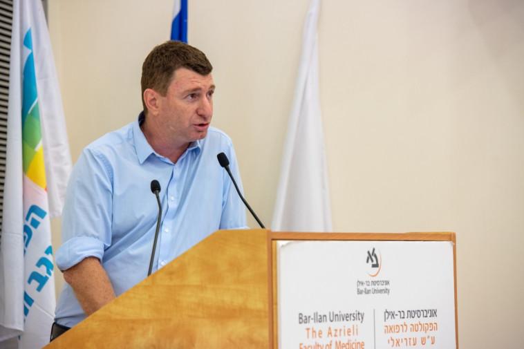 חיים שולמן, סמנכ''ל הרשות לפיתוח הגליל (צילום: דרור מילר)