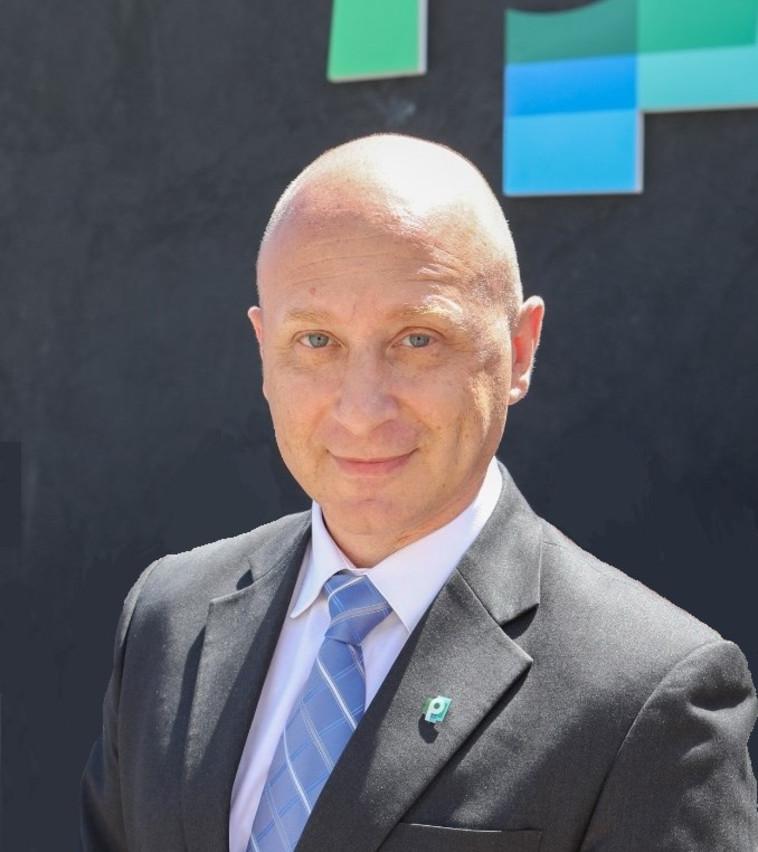ד''ר מיכאל מאראש, מנכ''ל ומייסד חברת P-Cure  (צילום: עידן מעוז)