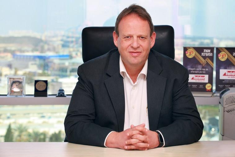 נתי אברהמי, מנכ''ל קבוצת טלדור (צילום: רפאל דור)
