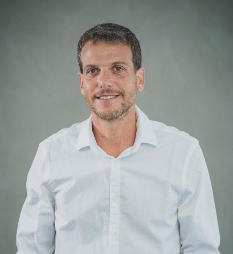 דגן הלוי, מנכ''ל אלעד מערכות (צילום: ויקטור לוי)