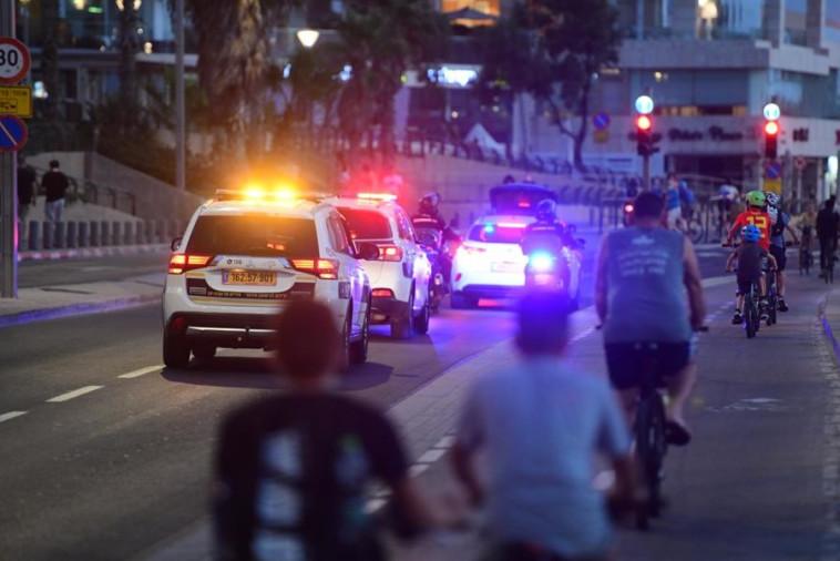 משטרה (צילום: אבשלום ששוני)