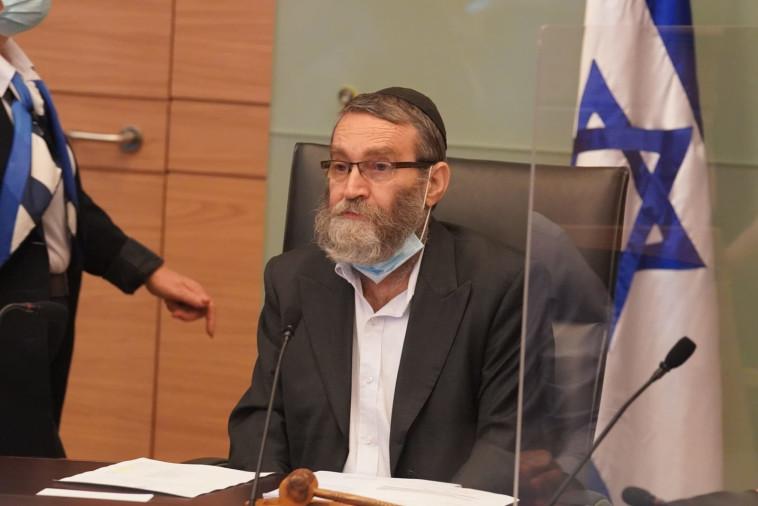 ח''כ משה גפני (צילום: שמוליק גרוסמן, דוברות הכנסת)