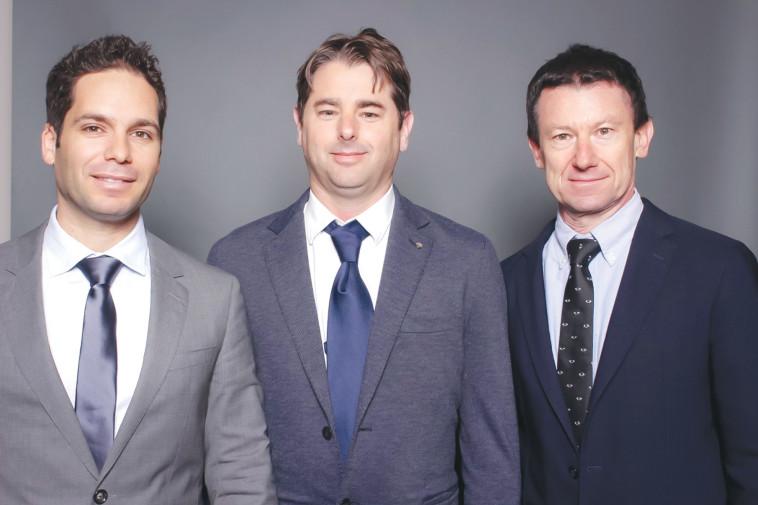 מייסדי  EyeYon Medical  (צילום: יחצ)