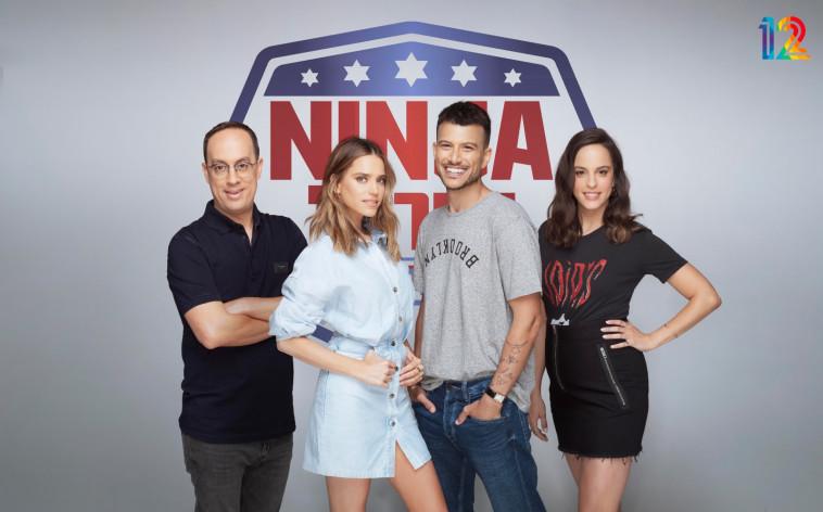 העונה החדשה של נינג'ה ישראל (צילום: פיני סילוק)