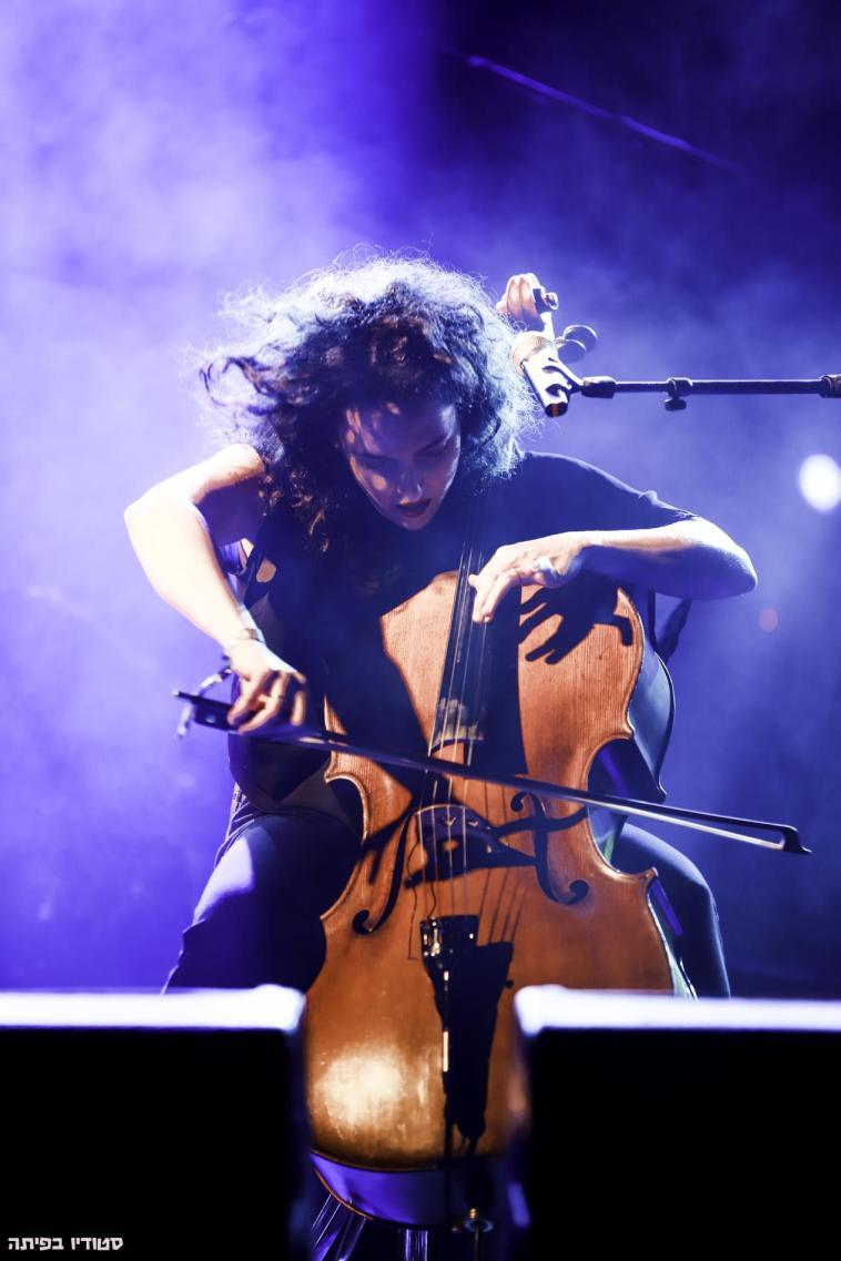 מאיה בלזיצמן (צילום: אופיר אברהמוב)