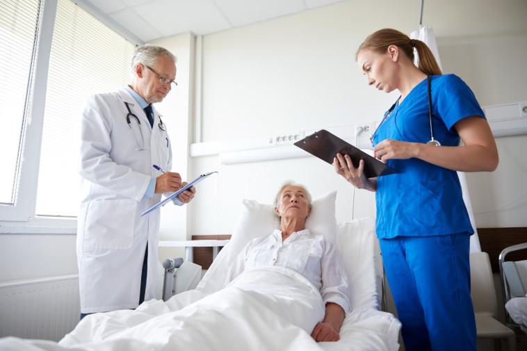 צוות רפואי, אילוסטרציה (צילום: אינגאימג')